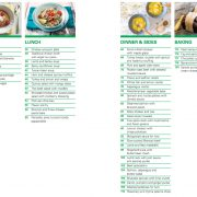 Thermomix Cooking for me and you cook book index