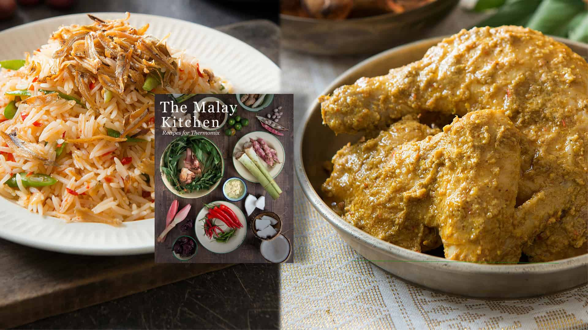 NEW! The Malay Kitchen Cook Book