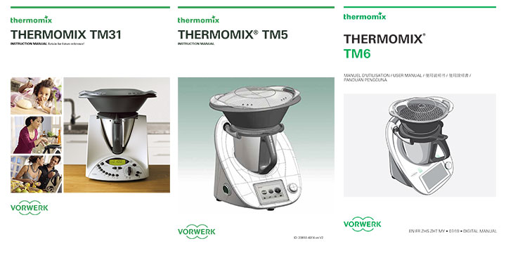 Thermomix User Manual
