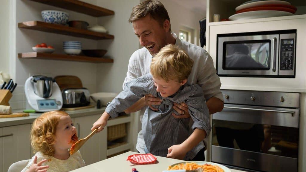 Thermomix Kitchen Family Pasta