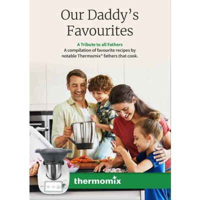 Thermomix fathers day ebook 2020