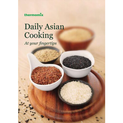 [TM 5] Daily Asian Cooking - English