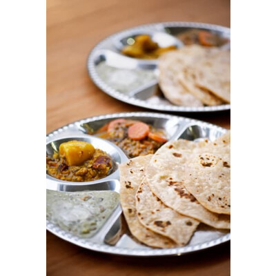 Thermomix Daily Asian Cooking Cook Book chapati recipe