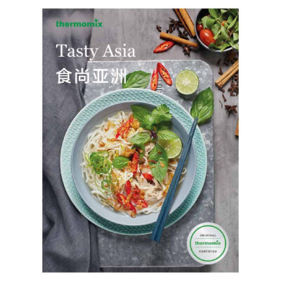 Thermomix Tasty Asia Cook Book